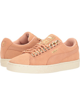 Suede Classic X Chain by Puma
