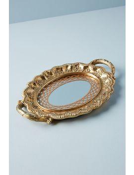 Looking Glass Vanity Mirror by Anthropologie