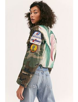 Florist Camo Jacket by Riley Vintage