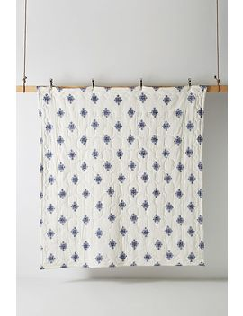 Talara Quilt by Artisan Quilts By Anthropologie