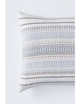 Coyuchi Lost Coast Organic Dec Pillow Cover by Coyuchi