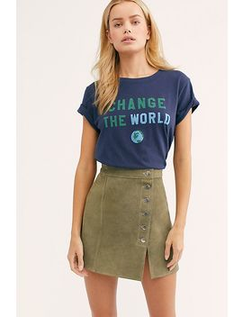 change-the-world-tee by sub_urban-riot