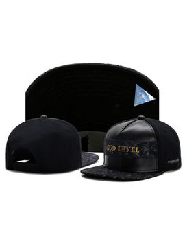 Hot Hip Hop Para Hombre Cayler Sons Pac Ajustable Del Béisbol Snapback Hat Black 137 # by Ebay Seller