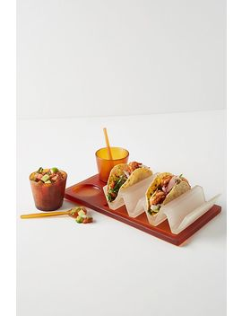 Silvia Taco Set by Anthropologie