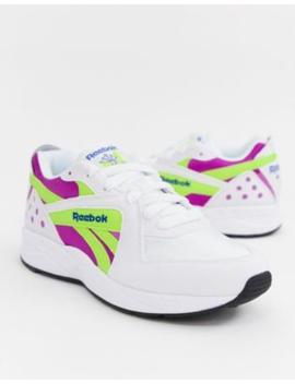 Reebok – Pyro – Gelbe Sneaker by Asos