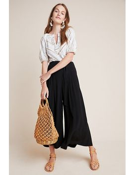 Brooklyn Wide Leg Pants by Maeve