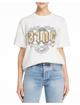 Bing Ink Tee by Anine Bing