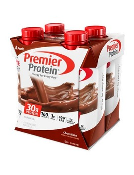 Premier Protein Shake   Chocolate   11oz/4pk by Chocolate