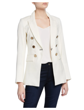 Gaya Dickey Jacket by Veronica Beard