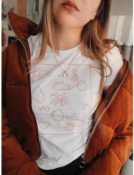 Desert Vibes T Shirt by Etsy