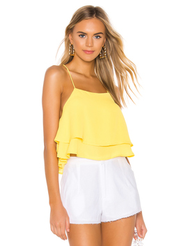 Sophia Double Layer Top by Superdown