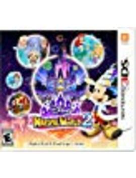 Disney Magical World 2   Nintendo 3 Ds by By    Nintendo