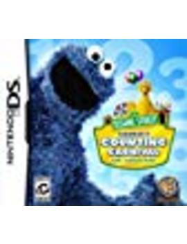 Sesame Street: Cookie's Counting Carnival   Nintendo Ds by By    Warner Bros