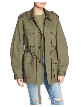 Kamille Cargo Jacket by Equipment