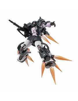 "Bandai Tamashii Nations Robot Spirits <Side Ms> Ms 06 R 1 A Zaku Ii High Type  Black Tri Stars  Ver. A.N.I.M.E. ""Mobile Suit Gundam"" Action Figure by Tamashii Nations"