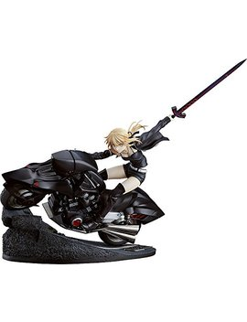 Good Smile Fate/Grand Order: Saber/Altria Pendragon (Alter) & Cuirassier Noir Bike 1: 8 Scale Pvc Figure by Good Smile