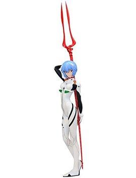 Sega Neon Genesis Evangelion: Rei Ayanami Premium Figure Spear Of Longinus by Sega