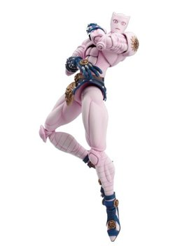 Medicos Jo Jo's Bizarre Adventure: Part 4  Diamond Is Unbreakable: Killer Queen Second Super Action Statue by Medi Cos