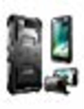 I Phone 8 Case, [Armorbox] I Blason Built In [Screen Protector] [Full Body] [Heavy Duty Protection ] Shock Reduction/Bumper Case For Apple I Phone 7 2016/I Phone 8 2017 Release (Black) by I Blason