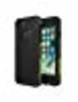 Lifeproof FrĒ Series Waterproof Case For I Phone 8 & 7 (Only)   Retail Packaging   Night Lite (Black/Lime) by Life Proof