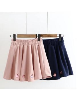 b023db209e Shoptagr | Peaches Skirt Kf40052 by Unzzy