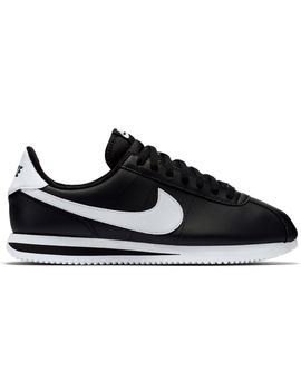hot sale online efe38 a4129 Nike Cortez Basic Black White by Stock X