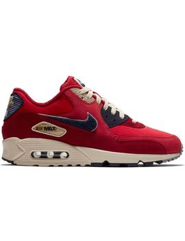 low cost 06bc9 8965e Air Max 90 Varsity Pack University Red by Stock X