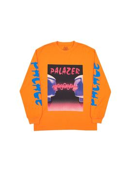 3a399d9c Shoptagr | Palace Palazer Longsleeve Orange by Stock X