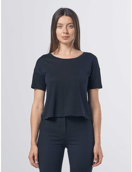 Refined Crop Tee by M/F People