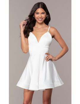 551a64422ff fit-and-flare-short-backless-graduation-dress by promgirl