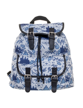 Harry Potter Icon Print Backpack by Think Geek