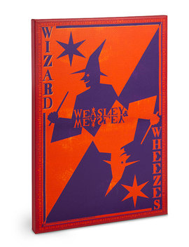 Harry Potter Weasley Wizard Wheezes Canvas Art   Exclusive by Think Geek