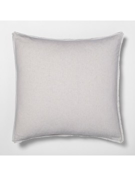 euro-pillow-sham-linen-blend---hearth-&-hand-with-magnolia by shop-this-collection