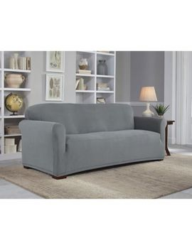 Miraculous Shoptagr Perfect Fit Never Wet Luxury Sofa Slipcover By Dailytribune Chair Design For Home Dailytribuneorg