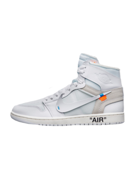 official photos 68a7b 3730d Off White X Jordan 1 White   Aq0818 100 by The Sole Supplier