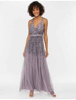 21a1d3a11f50 MONSOON. Cyndi Star Embellished Maxi Dress