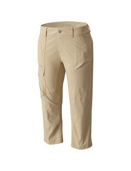 Women's Silver Ridge™ Stretch Capri Ii Pant by Columbia Sportswear