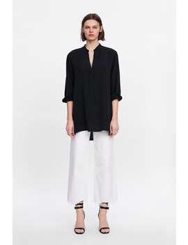 style de mode énorme réduction remise pour vente Shoptagr | Blouse À Fentes Collection Timeless Femme Corner ...