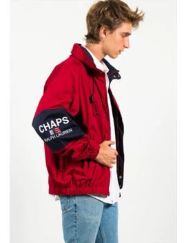 Chaps Jacket Polo Ralph Rare Vintage S2852 80s Lauren tdChQrsxB