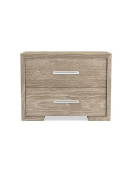 Madison 2 Drawer Nightstand by Williams   Sonoma