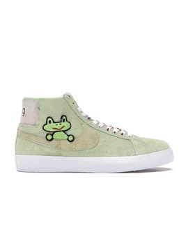 f761a9e5 Shoptagr | Nike Sb Blazer Frog Skateboards by Stock X