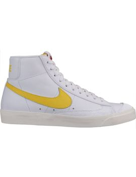 100% quality detailed pictures pre order Shoptagr | Nike Blazer Mid 77 Vintage Optic Yellow by Stock X