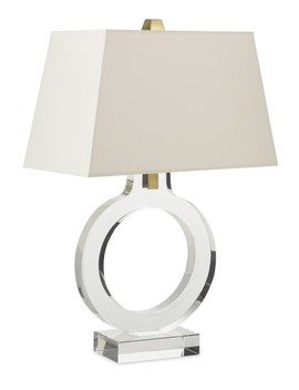 Madison Crystal Lamp by Williams   Sonoma