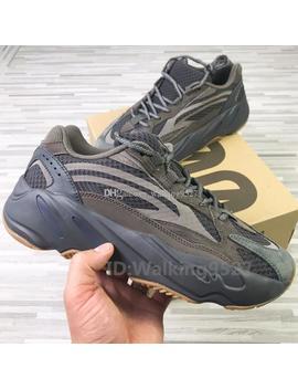 info for e08a1 cea3d Salt Inertia 700 Wave Runner OG Solid Grey Mens Women 3M 700 V2 Geode  Static Mauve Kanye West Sport Designer Sneakers 5-11.5
