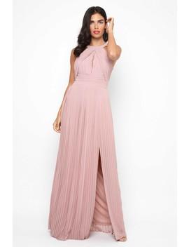 033aab837169 Shoptagr | Tfnc Sienna Embellished Navy Maxi Dress by Tfnc London