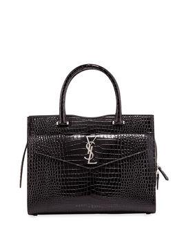 uptown-east-west-satchel-bag by saint-laurent
