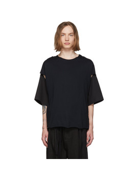 black-cut-sew-t-shirt by bed-jw-ford