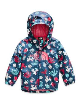 Infant Novelty Flurry Wind Jacket by The North Face