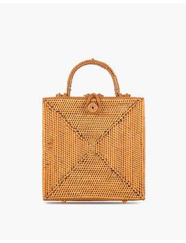Bembien® Stella Rattan Box Bag by Madewell