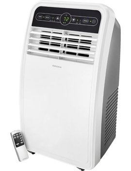 350 Sq. Ft. Portable Air Conditioner   White/Gray by Insignia™